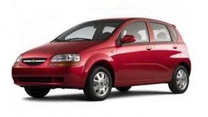 Chevrolet Aveo/Sonic Thumb