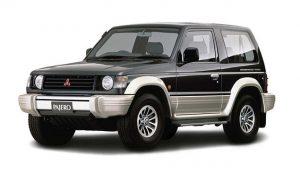 Mitsubishi Montero/Pajero Thumb