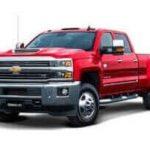 Chevrolet Silverado Thumbnail