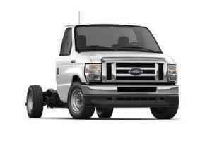Ford E-Series Thumb