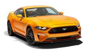 Ford Mustang Thumb