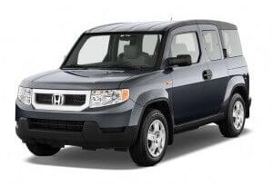 Honda Element Thumb