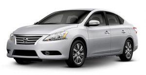 Nissan Sentra Thumb